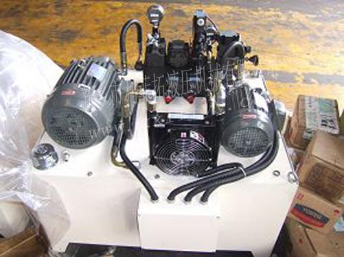冲床液压站技术参数: 1--结构形式:l-上置立式    2--油箱容量:800l